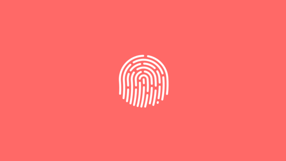 Recreating iOS 11 Touch ID Icon in Sketch