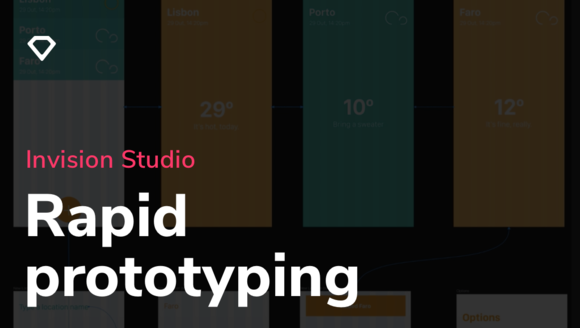 Interactive Prototyping using InVision Studio