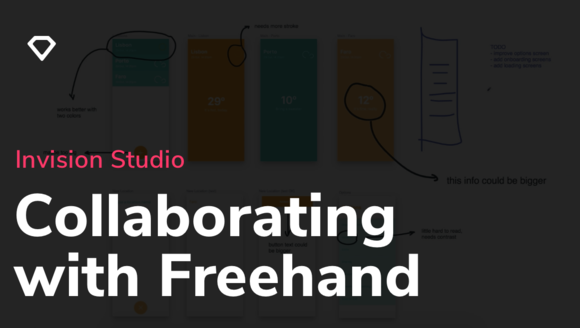 Collaborate with Freehand and Studio